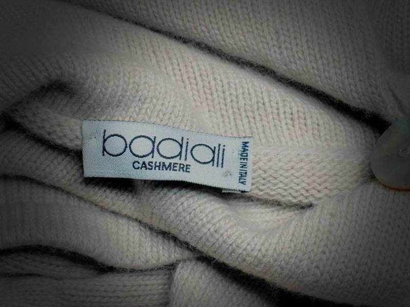 Badiali Cashmere