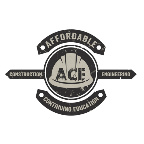 Affordable Construction & Engineering Continuing Education