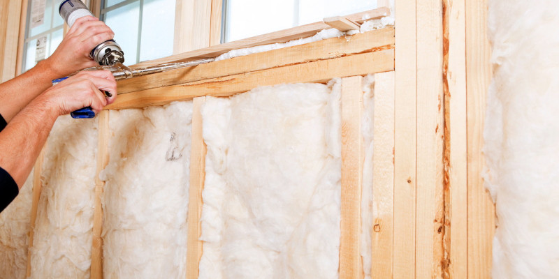 WE ARE CONVINCED THAT BUILDERS, HOMEOWNERS, AND OTHER PROPERTY OWNERS SHOULD CONSIDER POLYURETHANE SPRAY FOAM INSULATION.