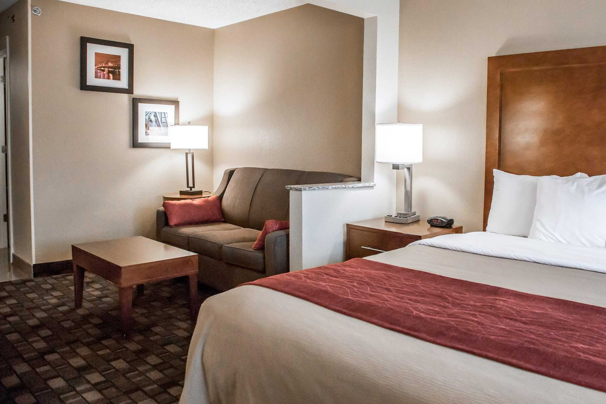 Quality Inn amp Suites South  Joliet IL Hotel  Book Now!