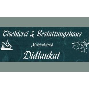 Bild zu Klaus Didlaukat Bestattungen und Tischlerei in Ballenstedt