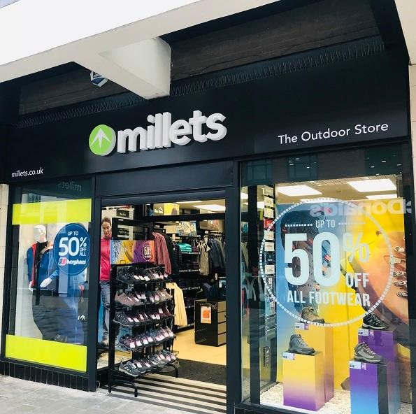 0cf85657a96f77 St Helens Camping Shop, Outdoor Clothing & Equipment Store | Millets ...