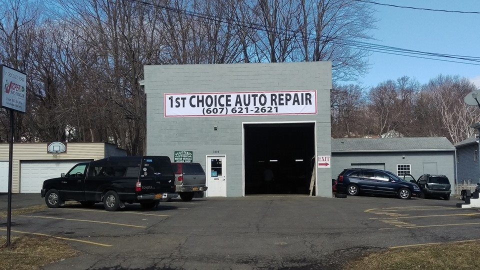 1st Choice Auto Repair, Endwell New York (NY ...