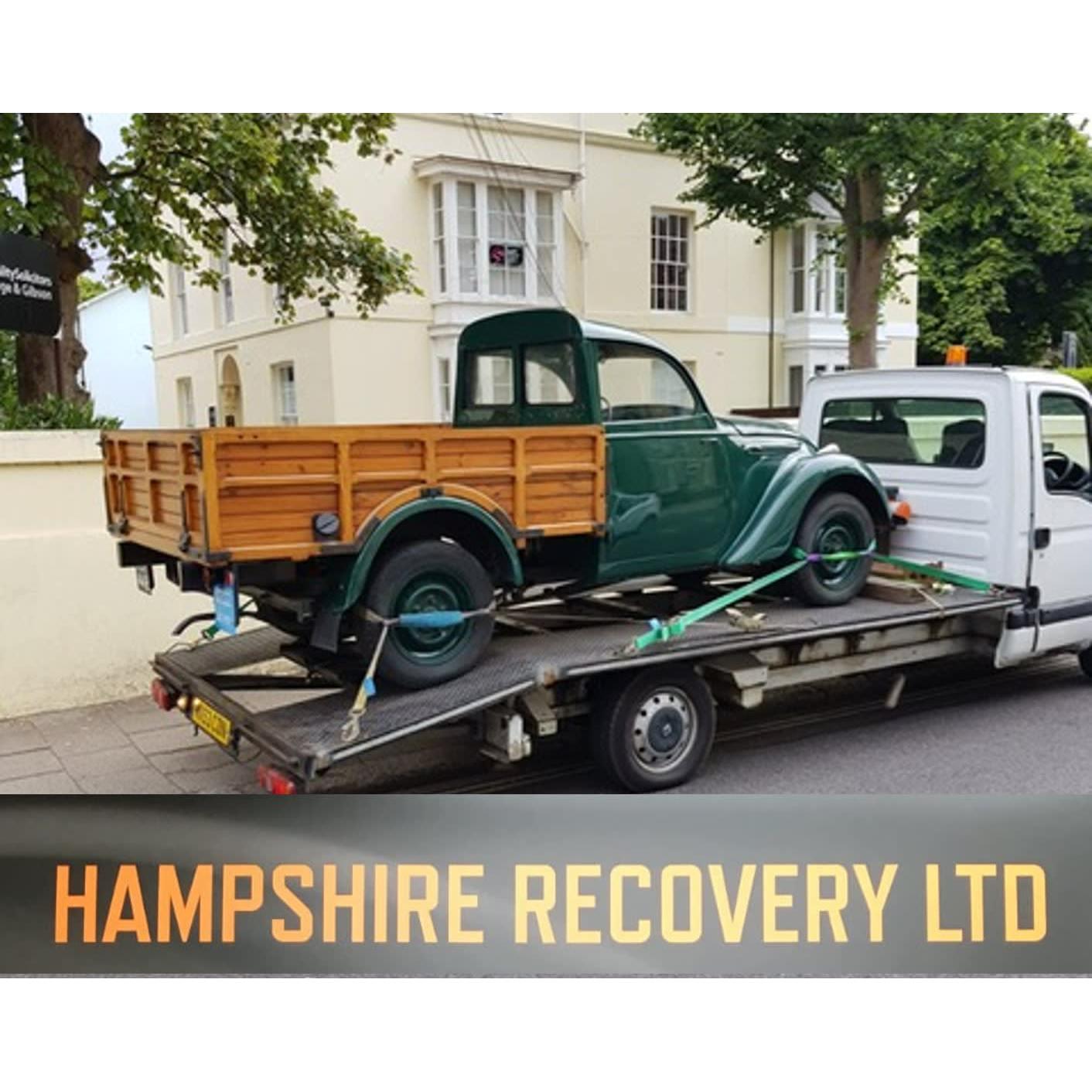 Hampshire Recovery Ltd - Portsmouth, Hampshire PO6 3PF - 07804 775658 | ShowMeLocal.com