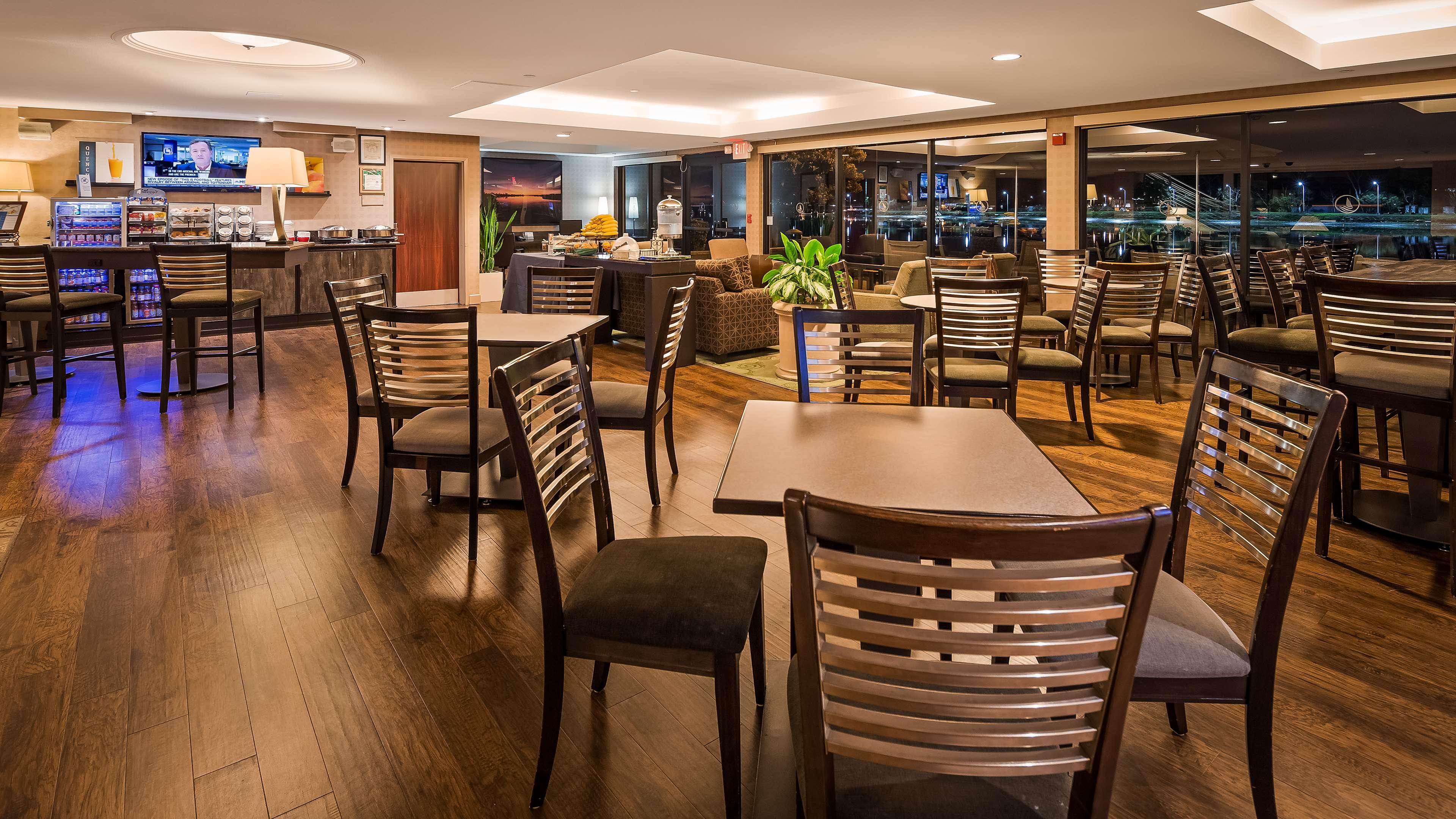 Best Western Plus Bayside Hotel Oakland