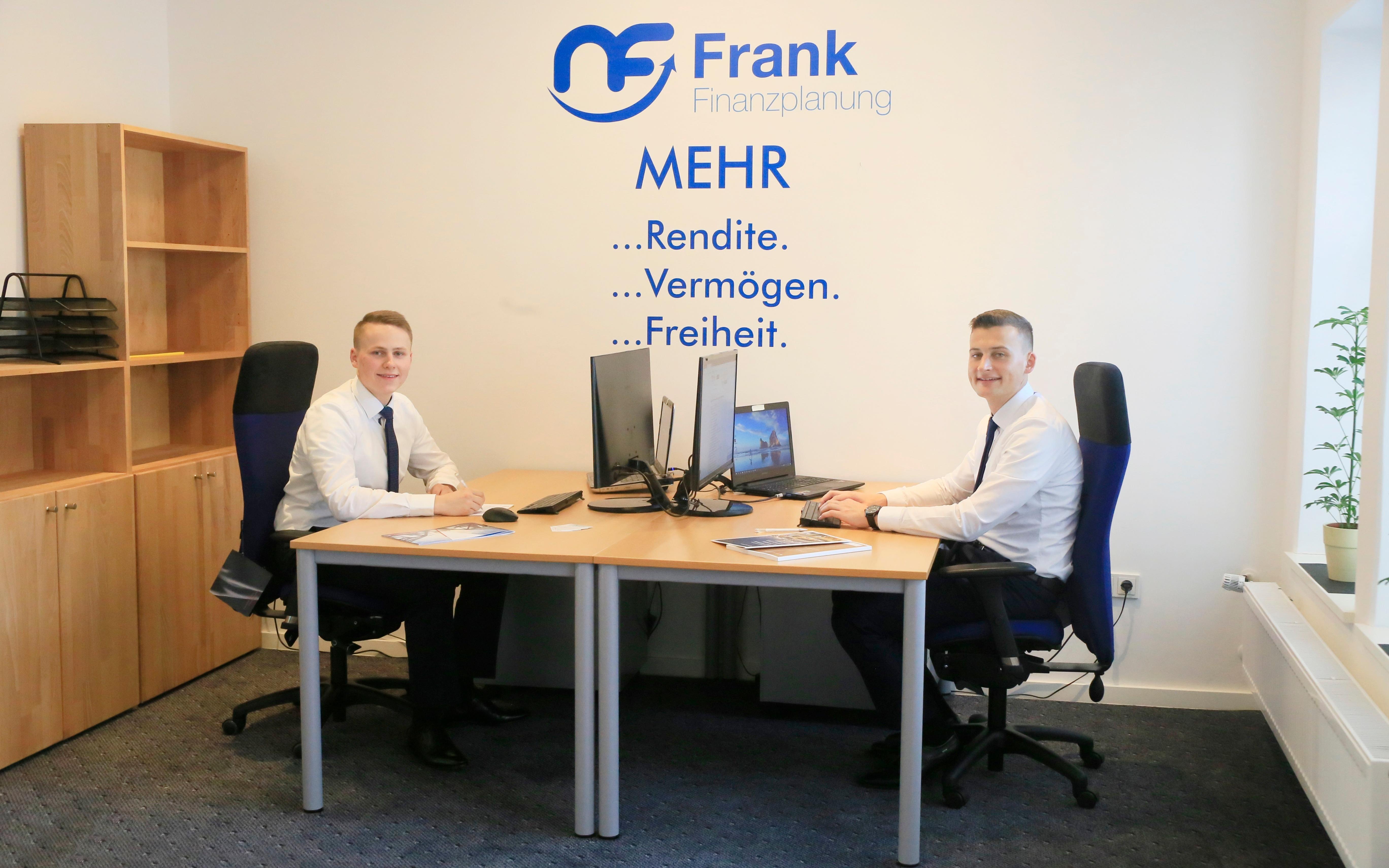 Frank Finanzplanung Pronsfeld