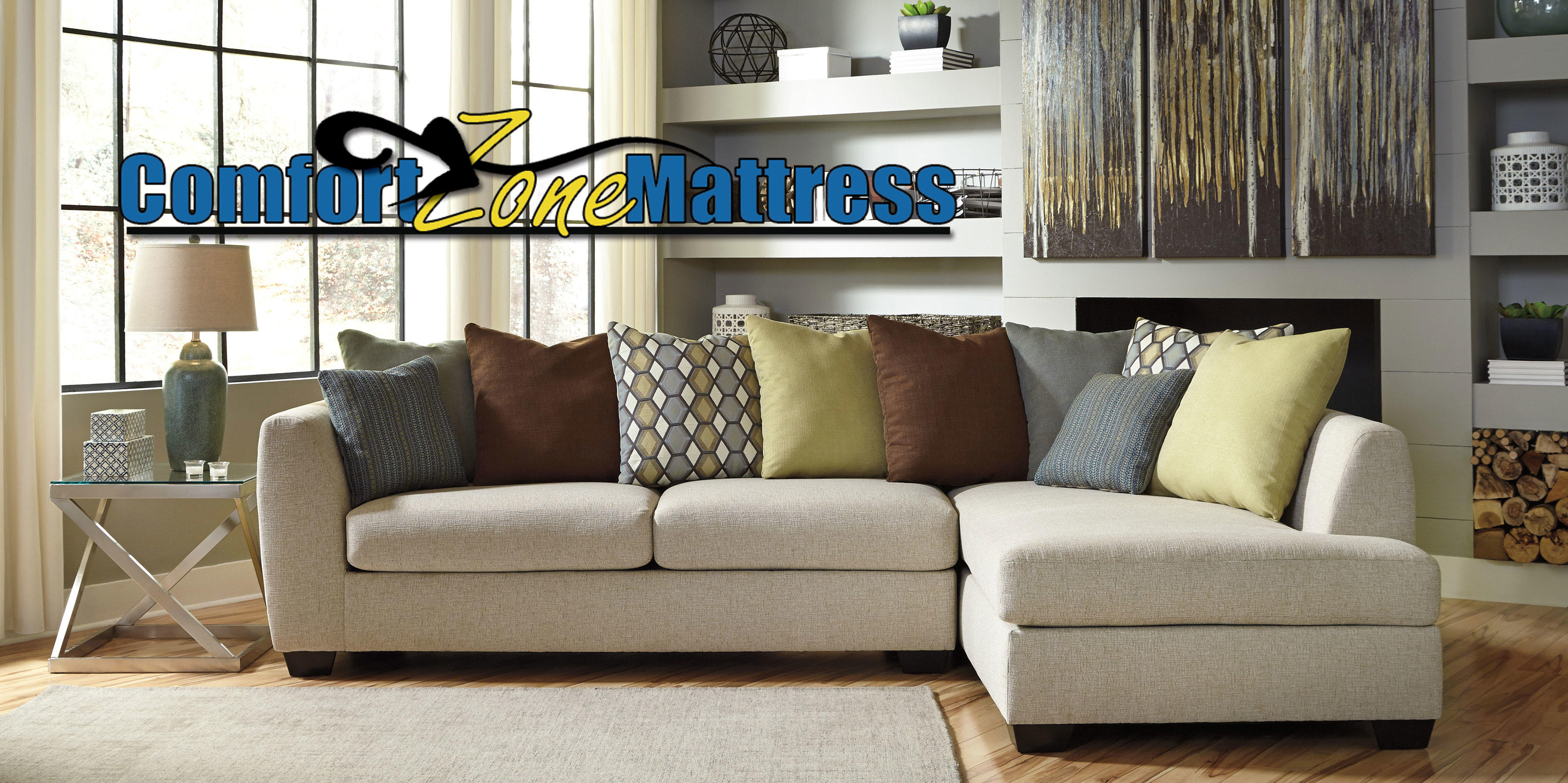 Comfort zone mattress in york pa 17401 for Furniture zone near me