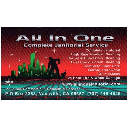All in One Complete Janitorial