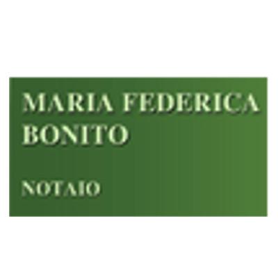 Notaio Dr. Maria Federica Bonito