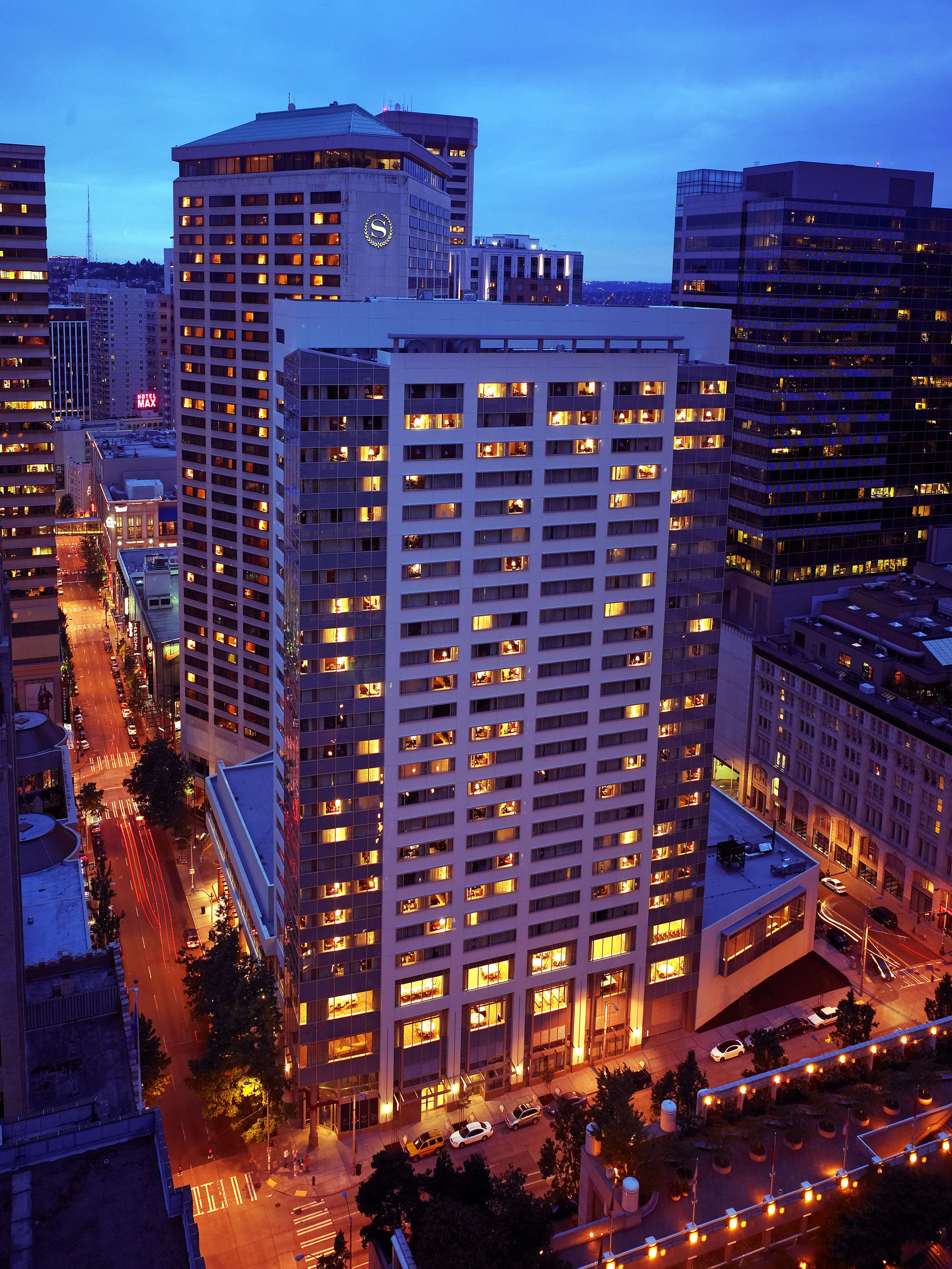 Seattle hotel coupons