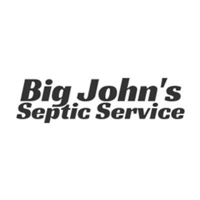 Big John's Septic Service Logo