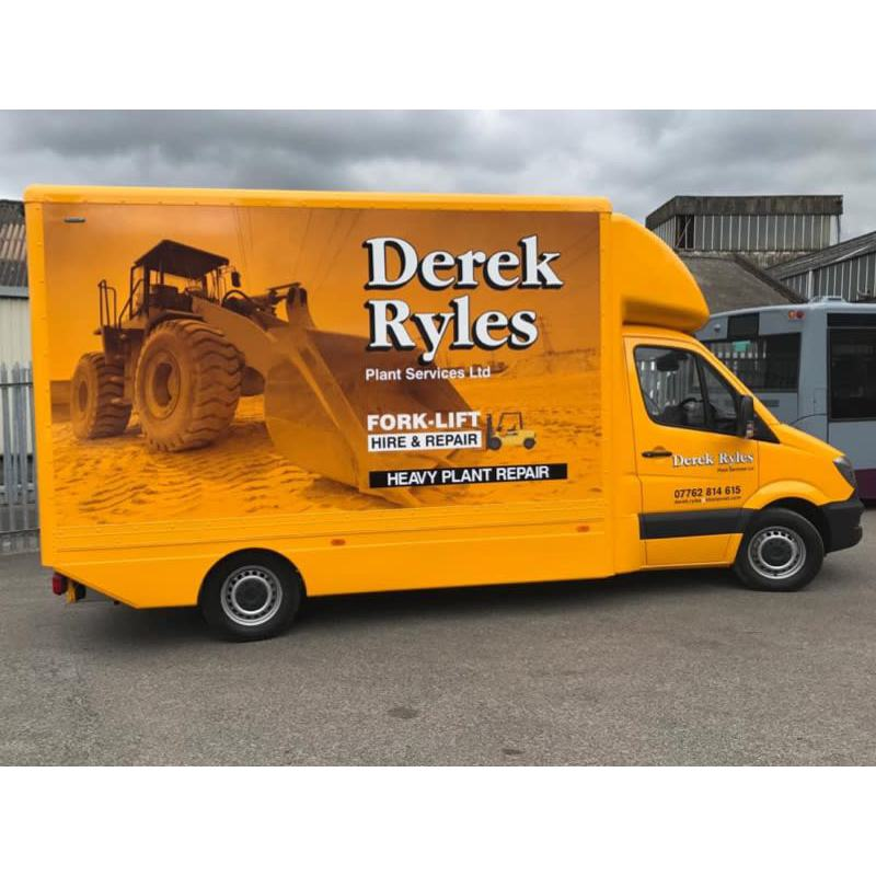 Derek Ryles Plant Services Ltd - Stoke-On-Trent, Cheshire ST7 4NR - 07762 814615 | ShowMeLocal.com