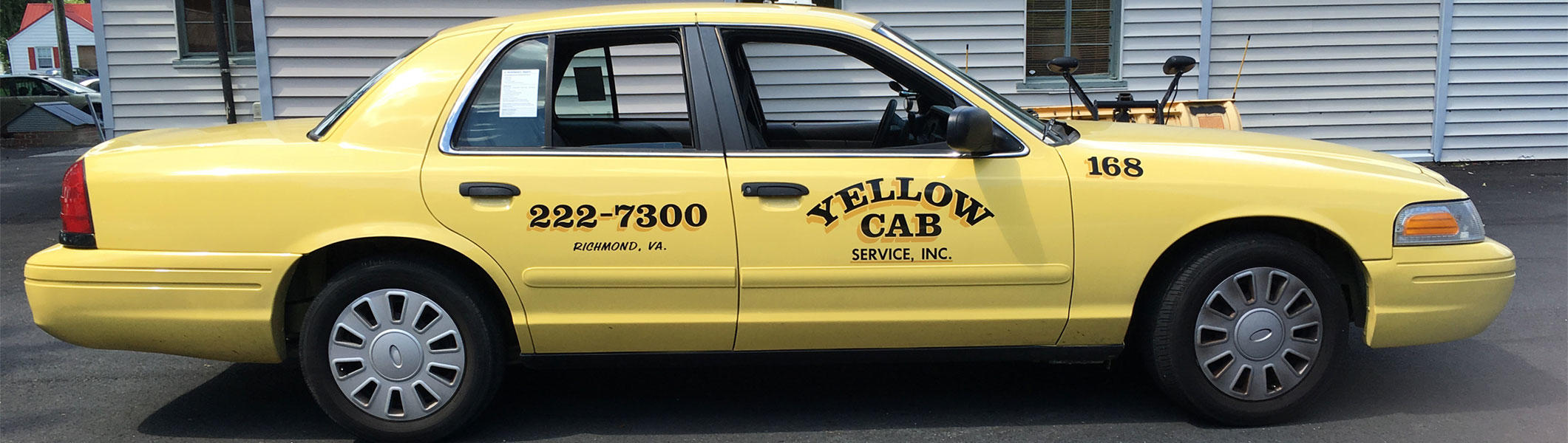 Yellow Cab Service Inc Coupons near me in Richmond | 8coupons