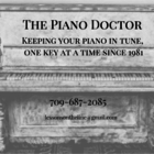The Piano Doctor