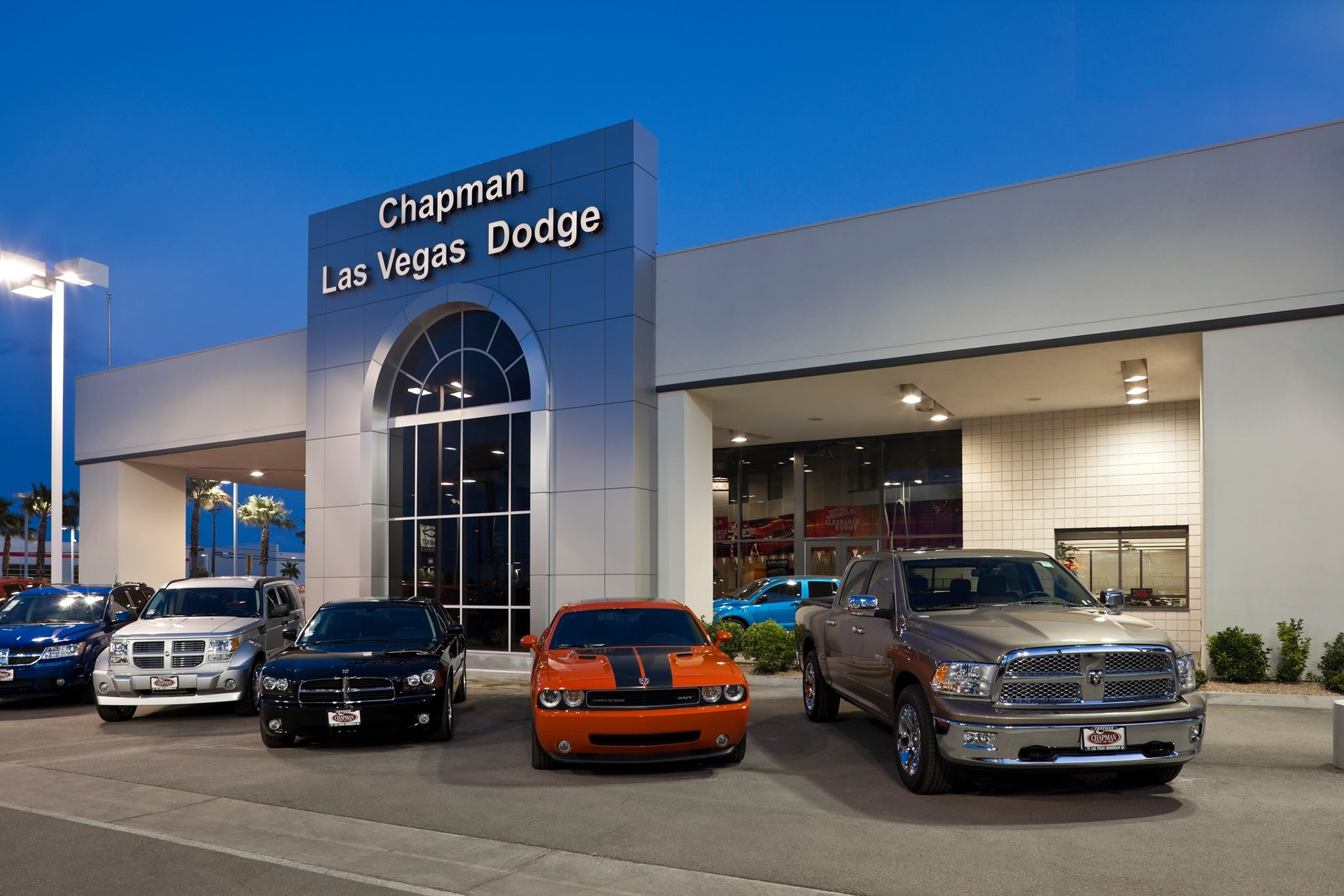 Chapman Las Vegas Dodge Chrysler Jeep Ram Las Vegas