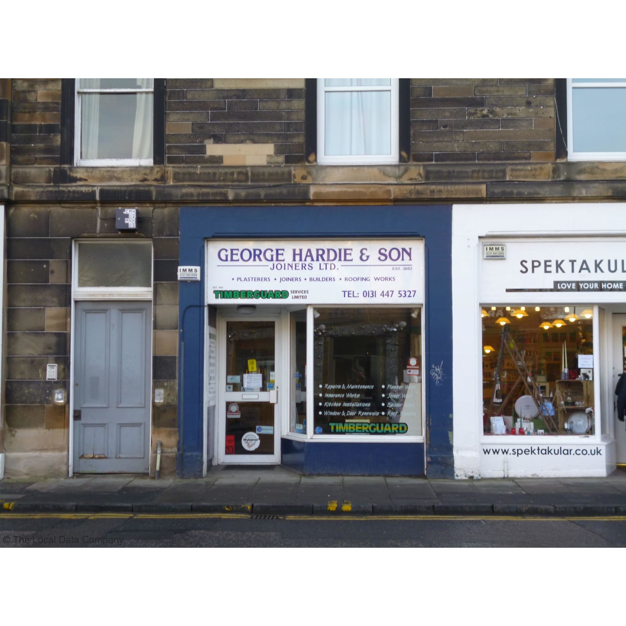 George Hardie & Son (Joiners) Ltd