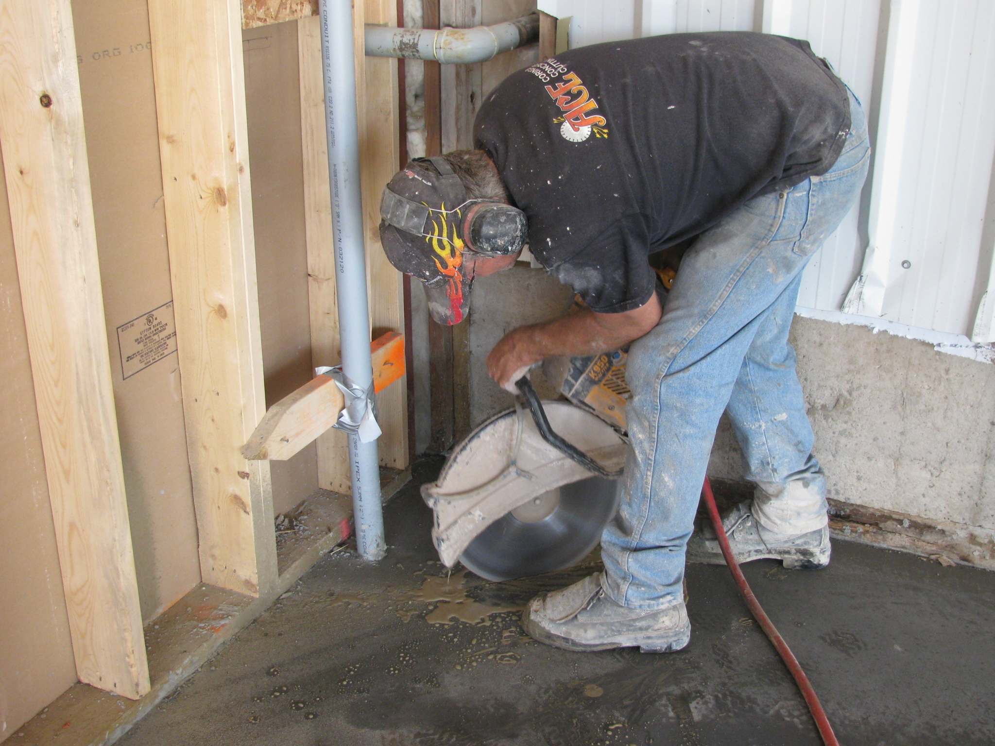 Concrete Contractor in AB Airdrie T4A 1S1 Ace Coring & Concrete Cutting 1119 Thorburn Dr SE  (403)968-6750
