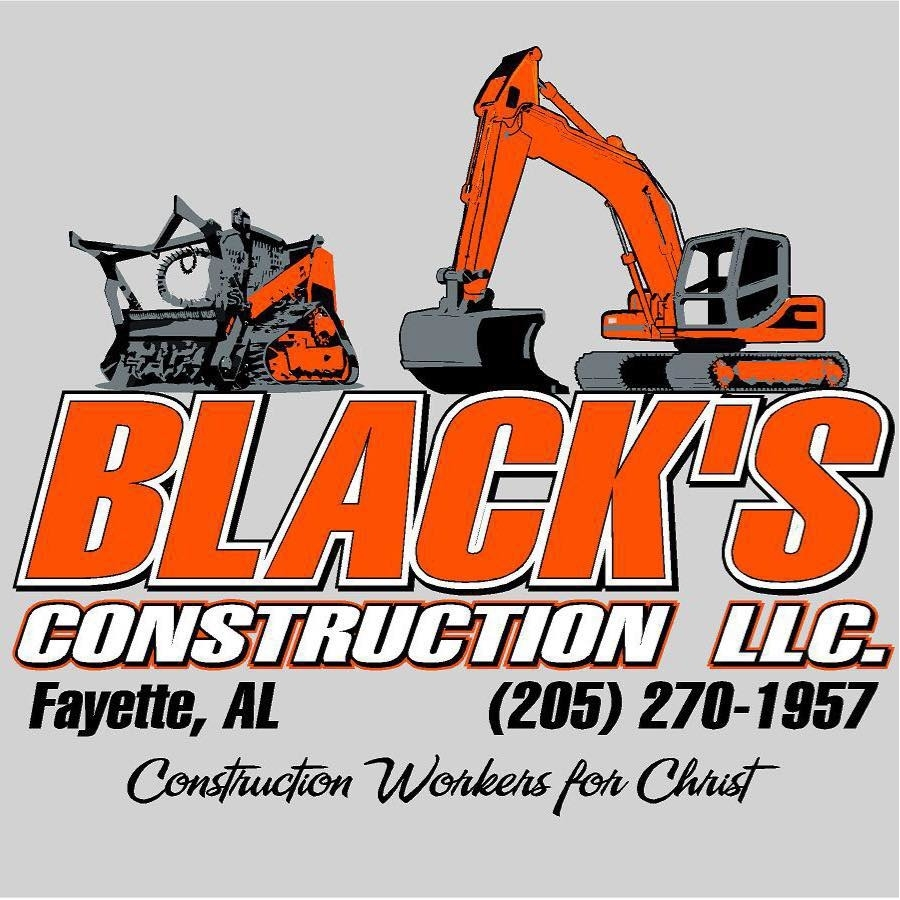 Blacks Construction Llc