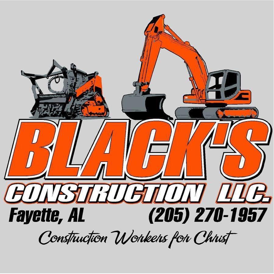 Blacks Construction Llc