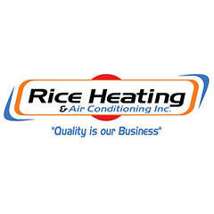 Rice Heating & Air Conditioning Inc.