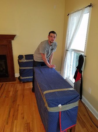 Our packing services in Hickory solve problems and provide a secure way to move your belongings from one place to another.