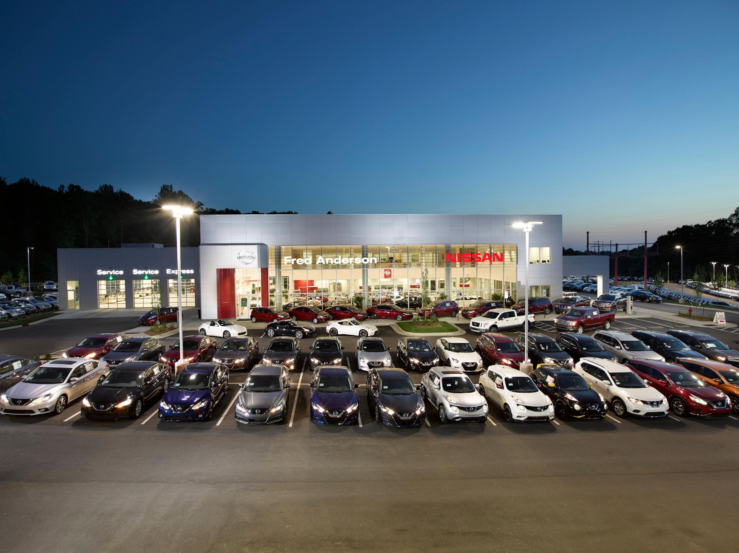 Fred Anderson Nissan of Raleigh, Raleigh North Carolina ...