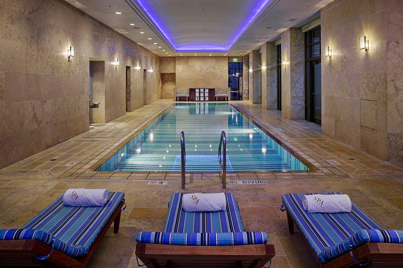St. Julien Hotel & Spa - Spa Pool