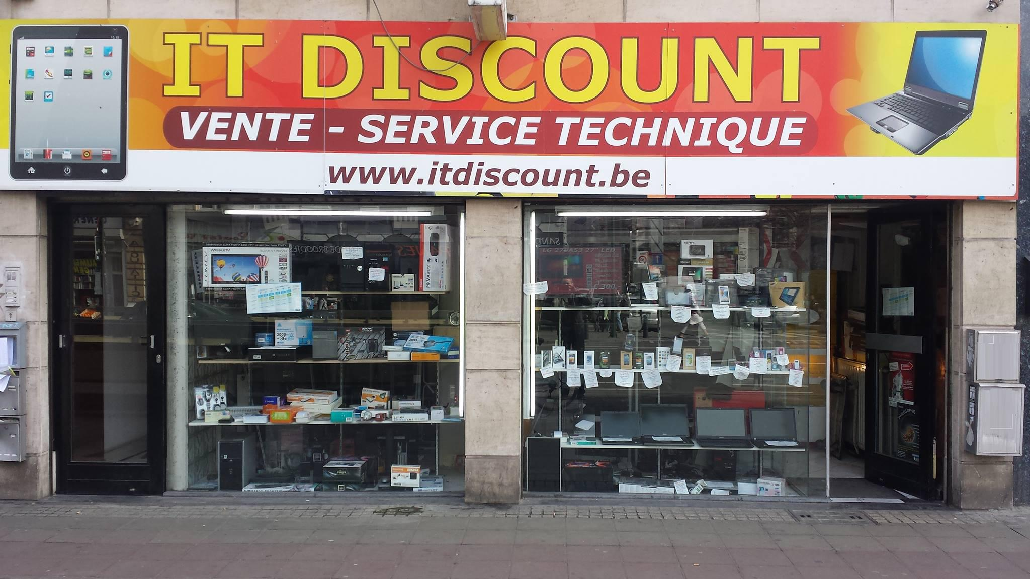 itdiscount.be