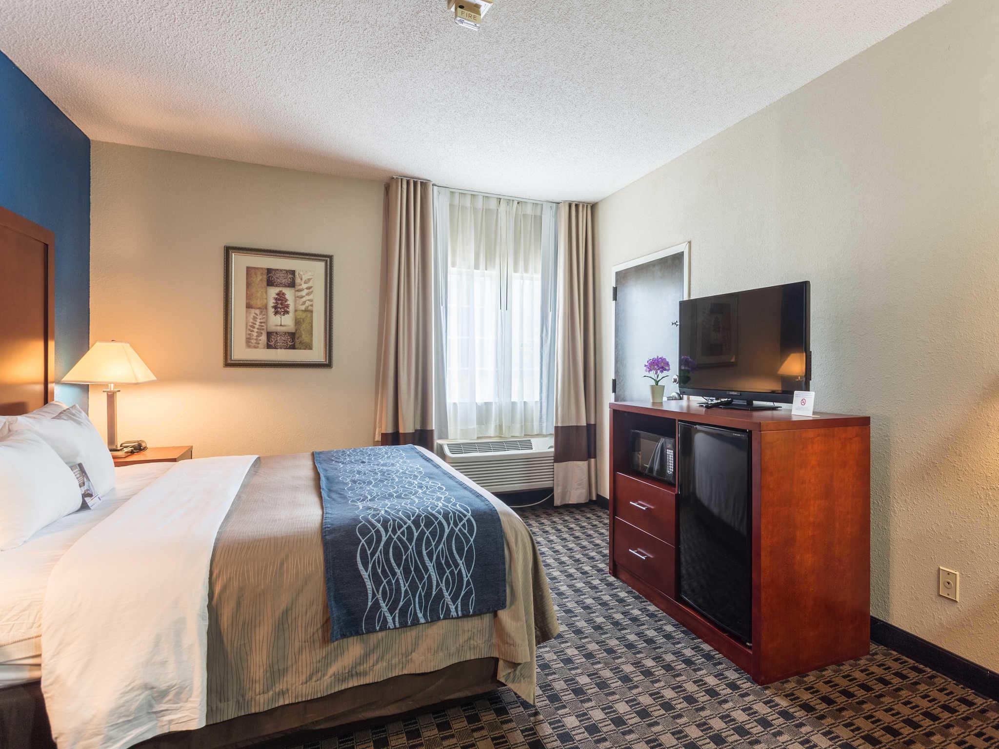Hotel Rooms Decatur Al