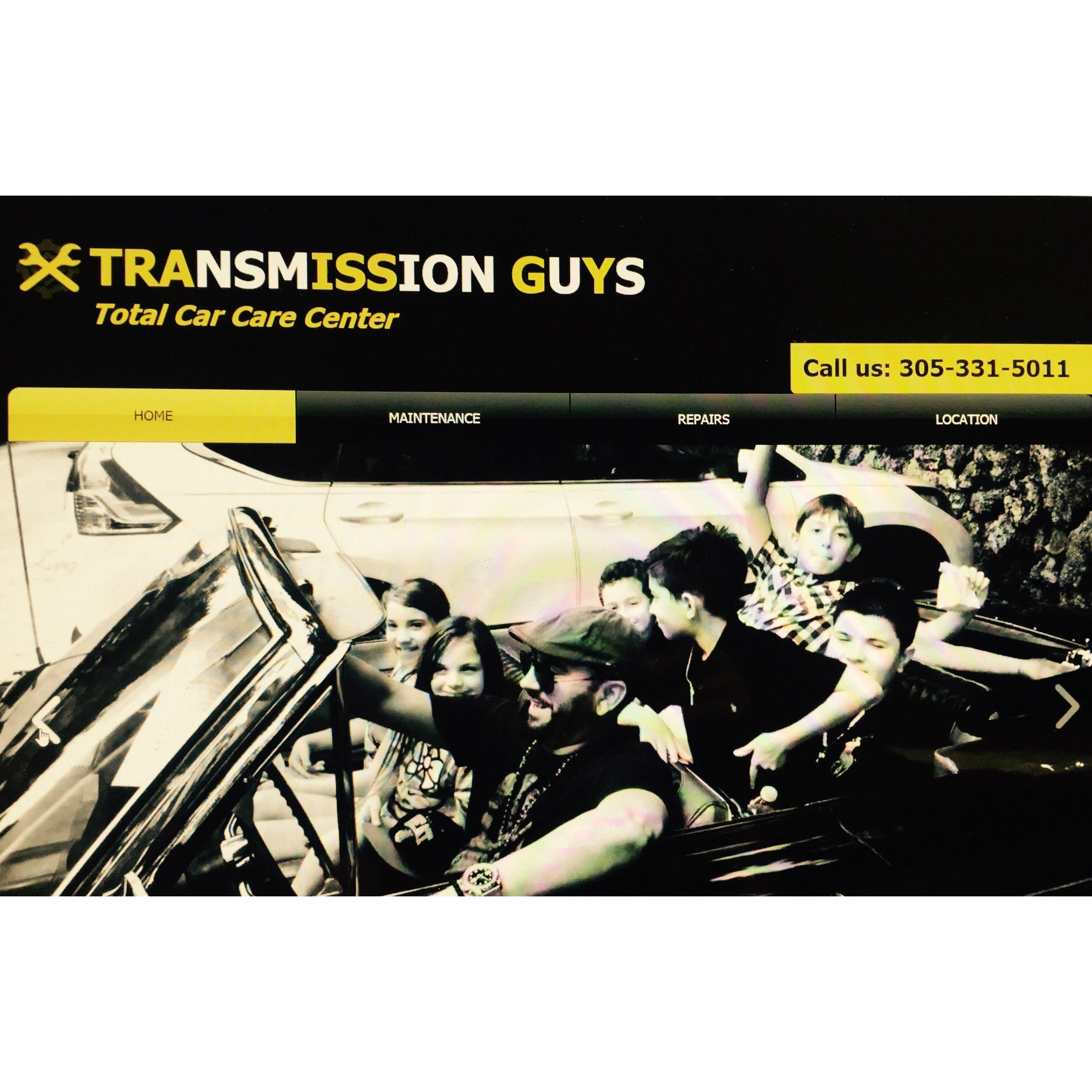 Transmission Guys & Total Car Care Formely known as Aaction Transmissions - Total Car Care