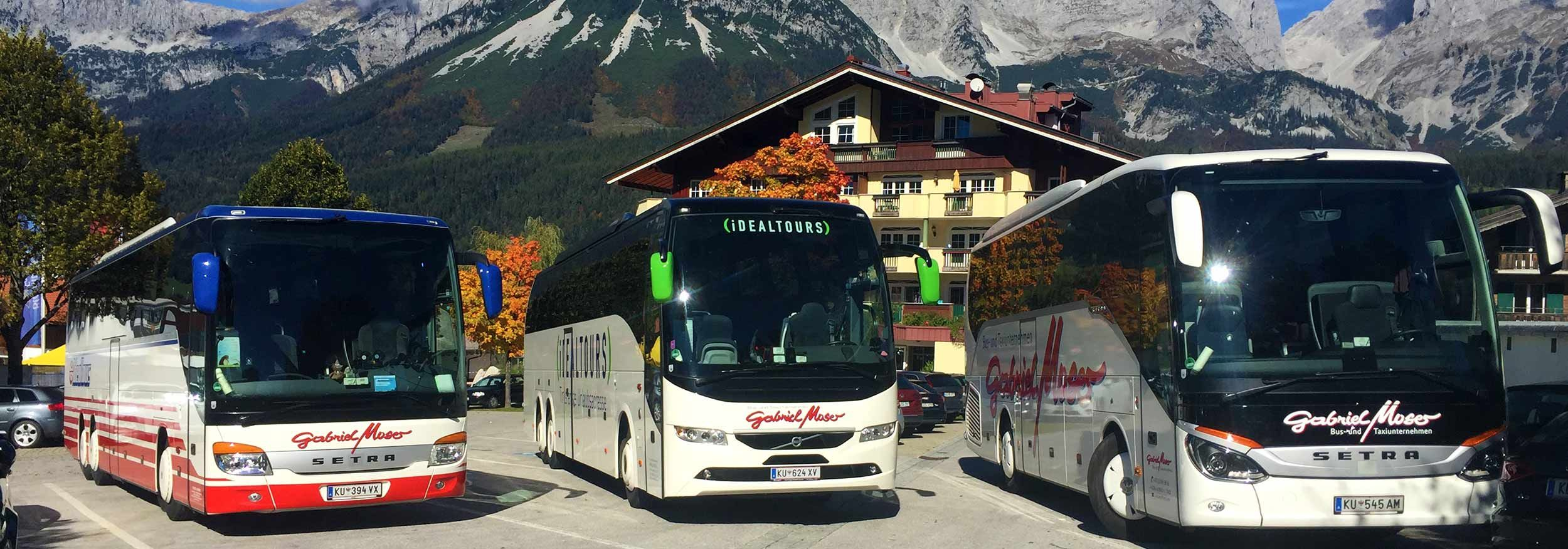 Bus- und Taxiunternehmen Gabriel Moser e.U.