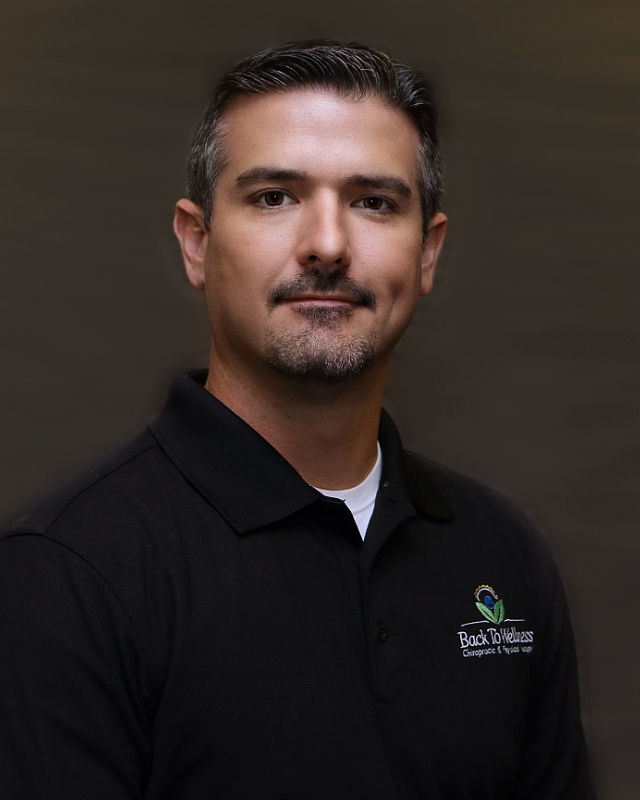 Dr. Jon Hancock Chiropractor