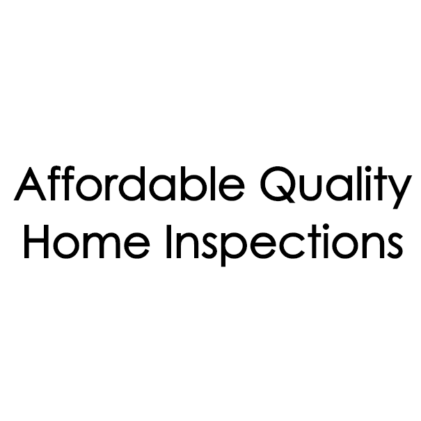 Affordable Quality Home Inspections