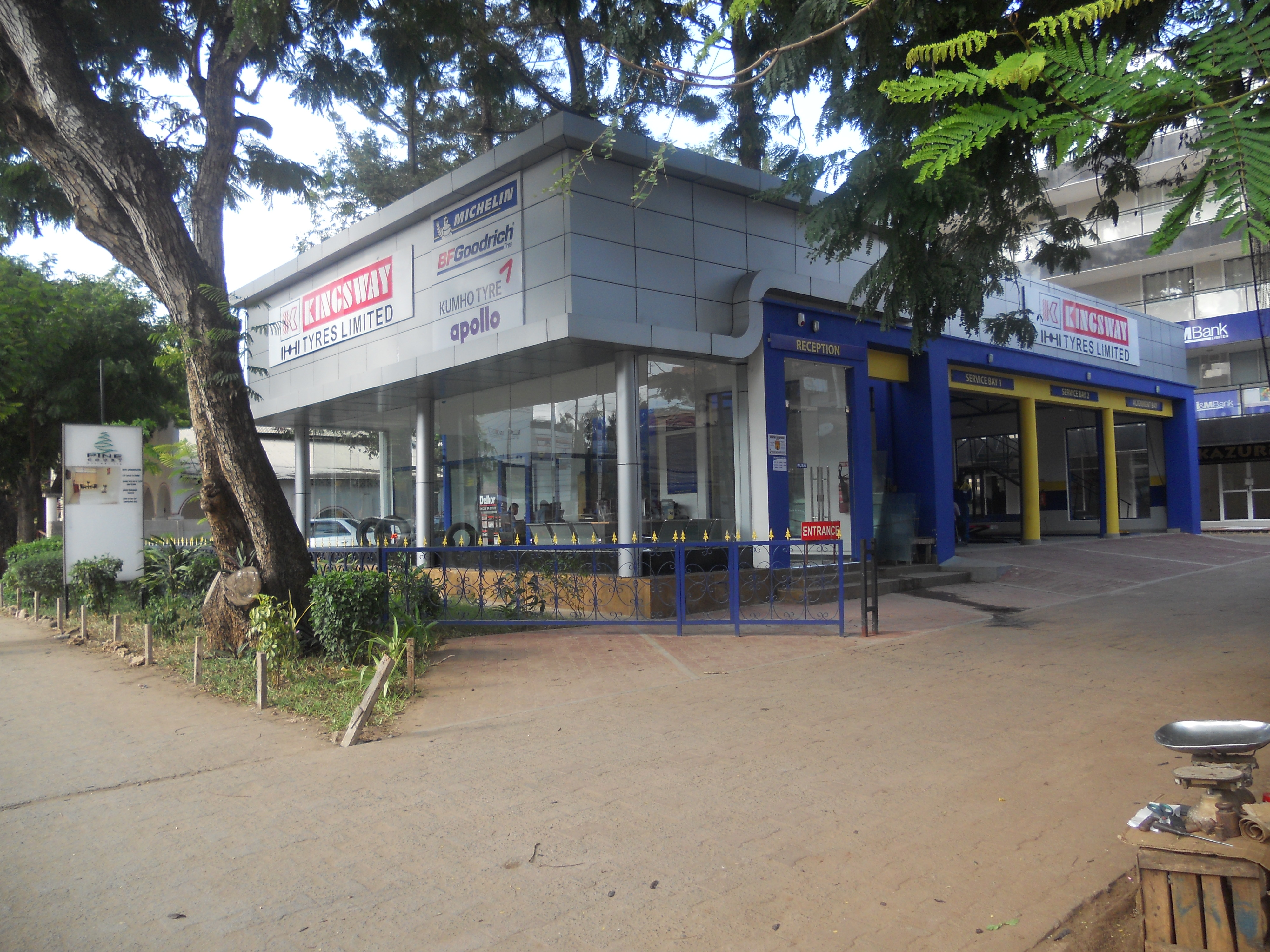 Kingsway Tyres - Malindi