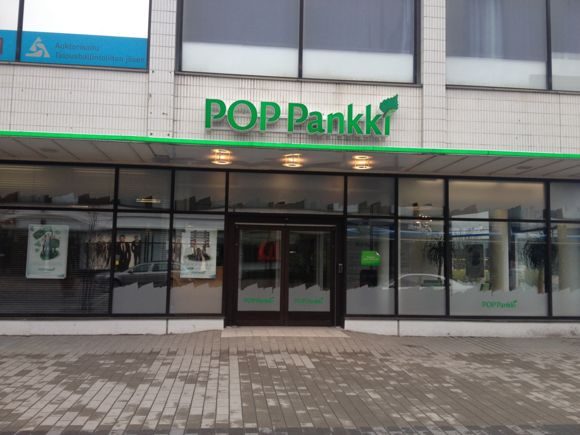 POP Pankki Seinäjoki