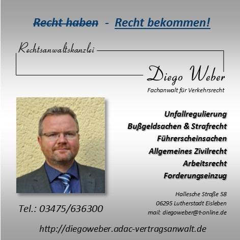 Rechtsanwaltskanzlei Diego Weber
