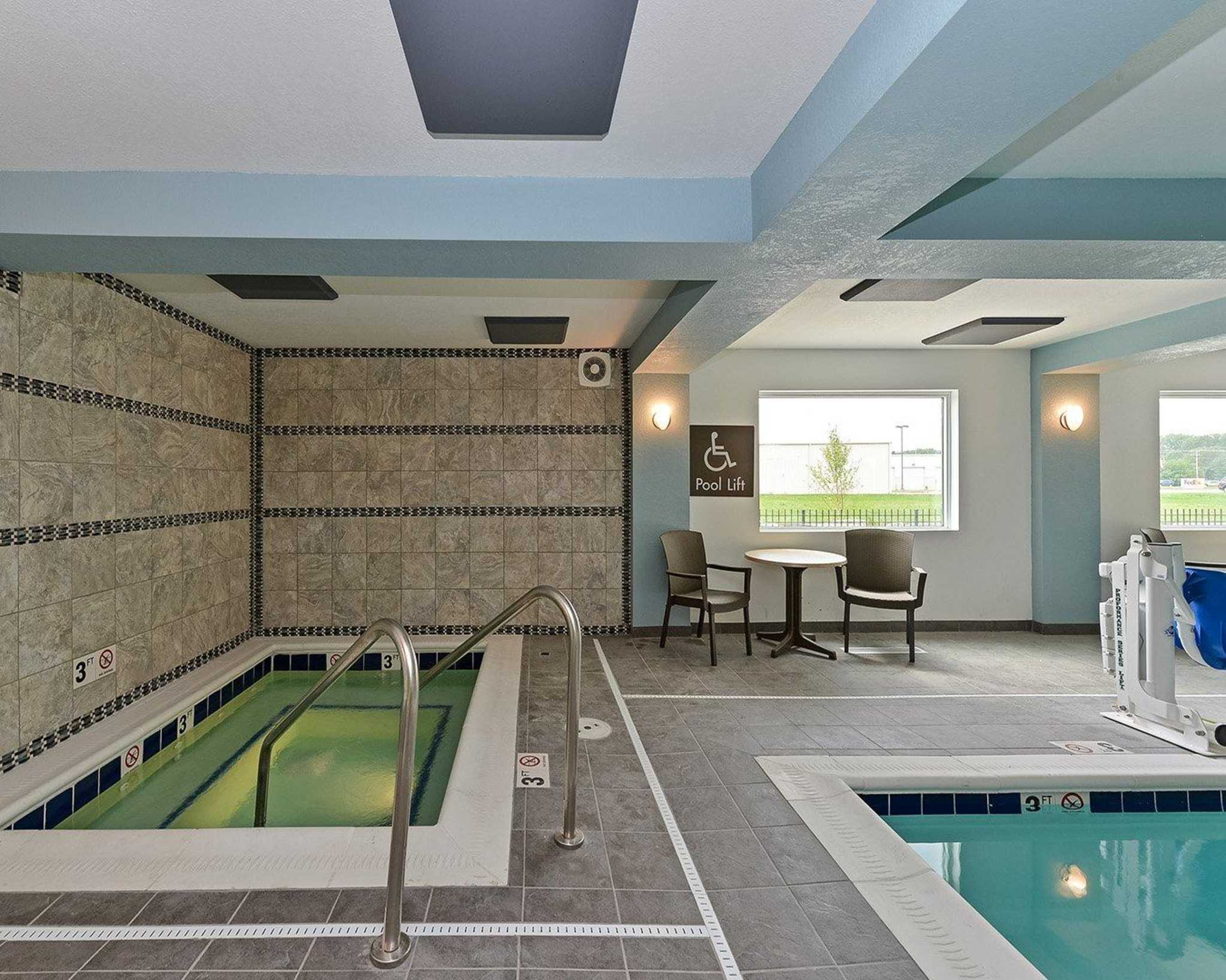 Comfort Inn Amp Suites Springfield Illinois Il