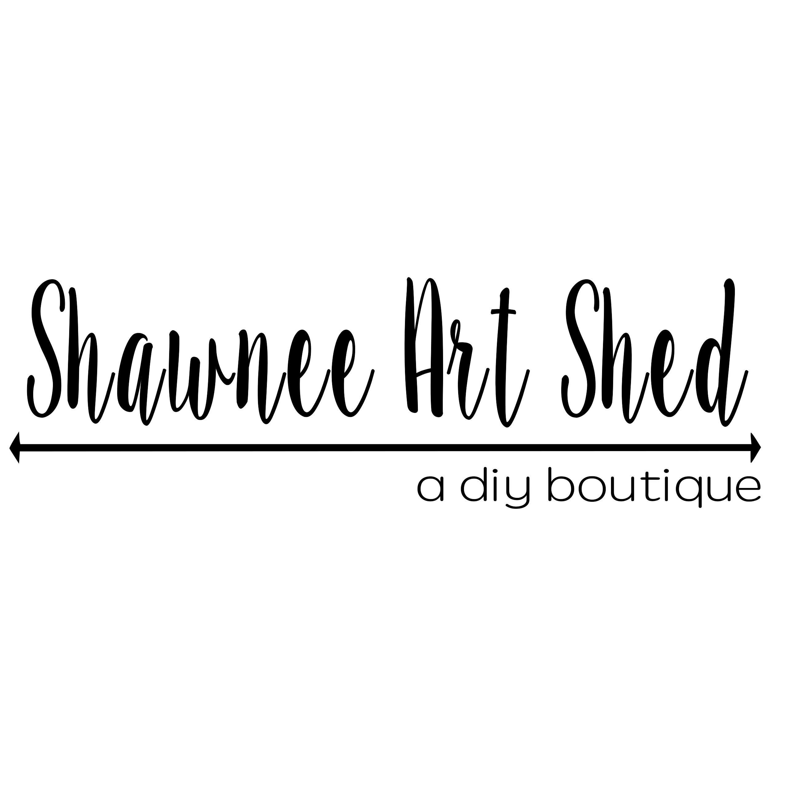 Shawnee Art Shed