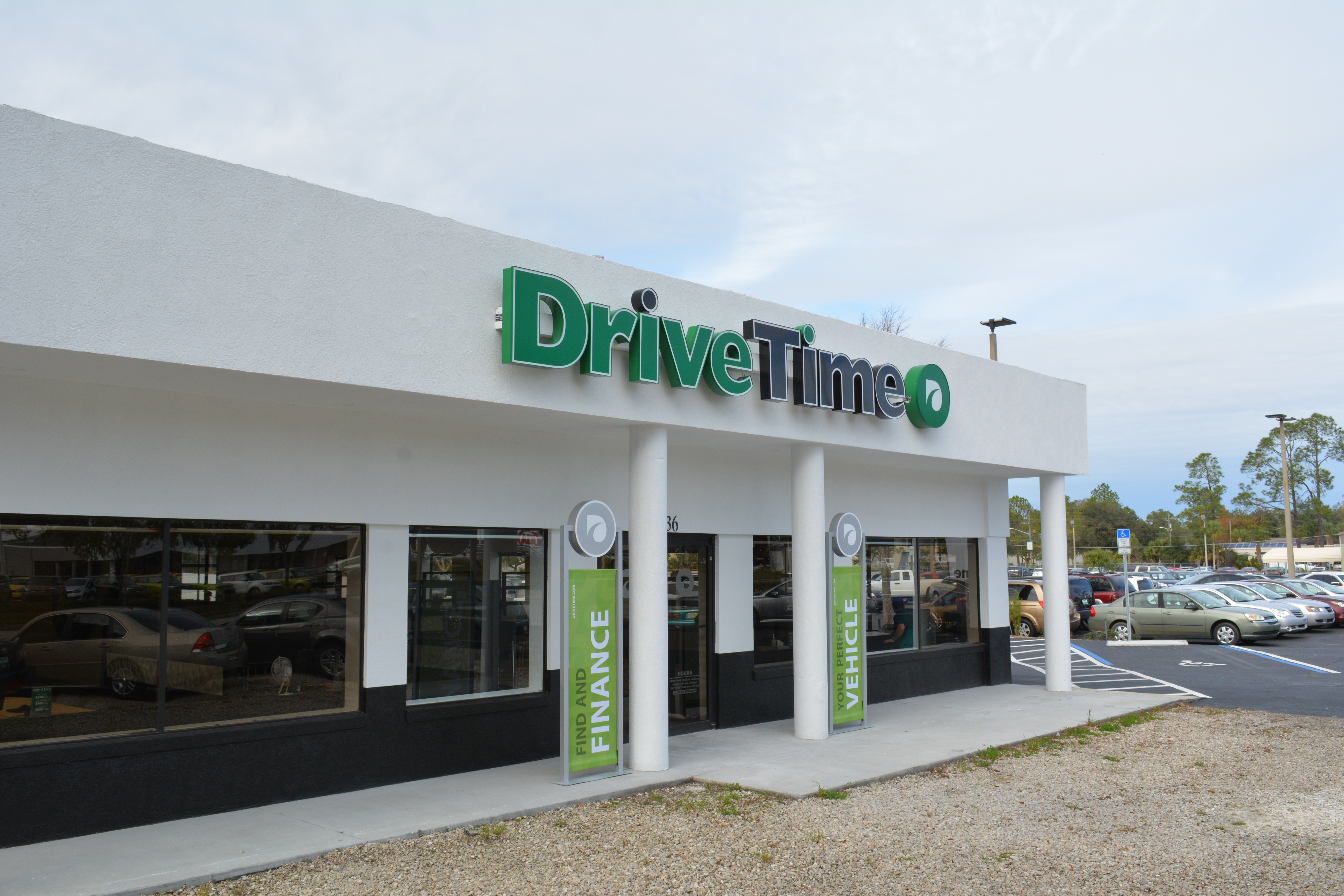 drivetime used cars in gainesville fl 32609. Black Bedroom Furniture Sets. Home Design Ideas