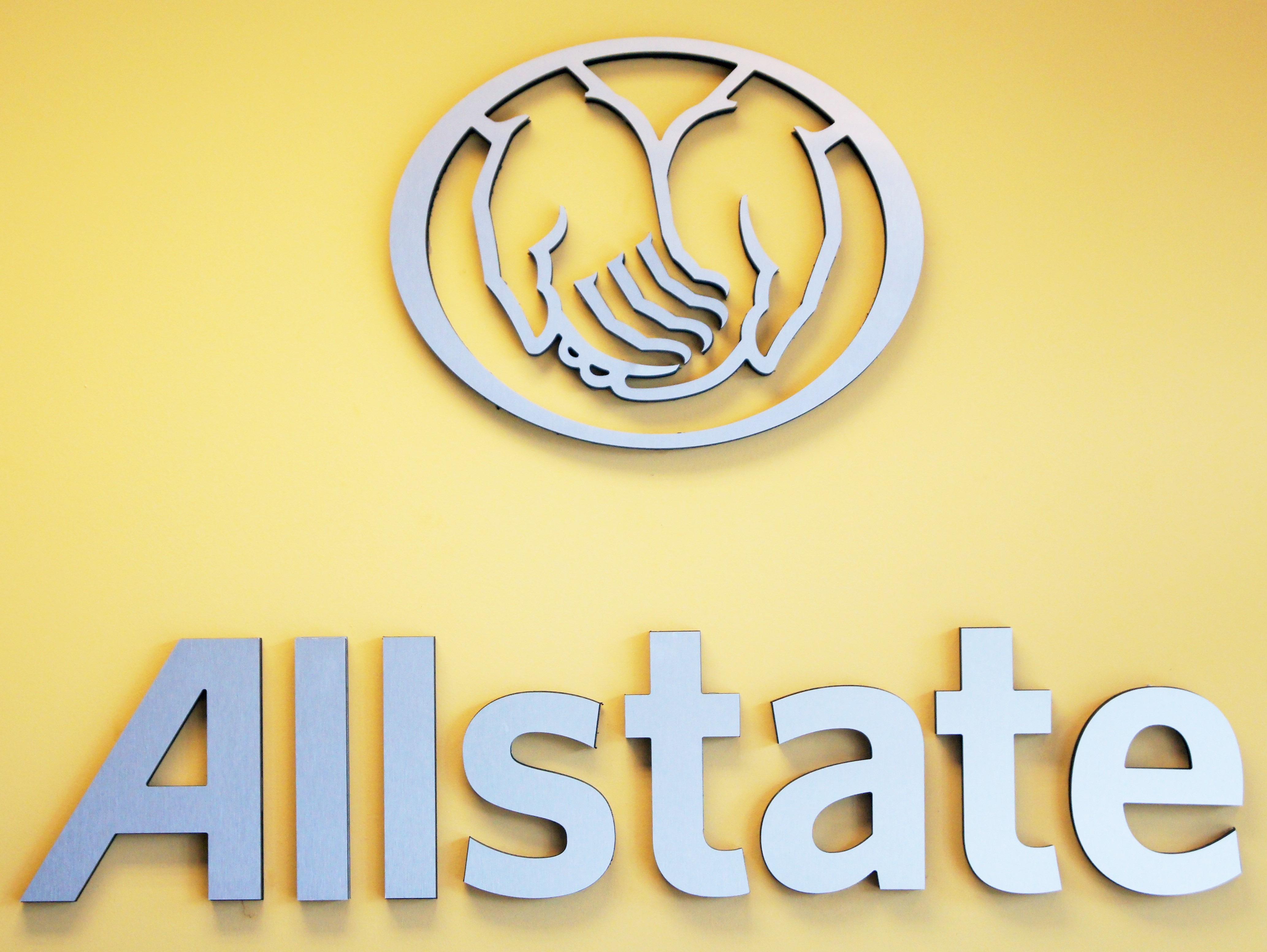 Allstate insurance spunk ball — photo 5