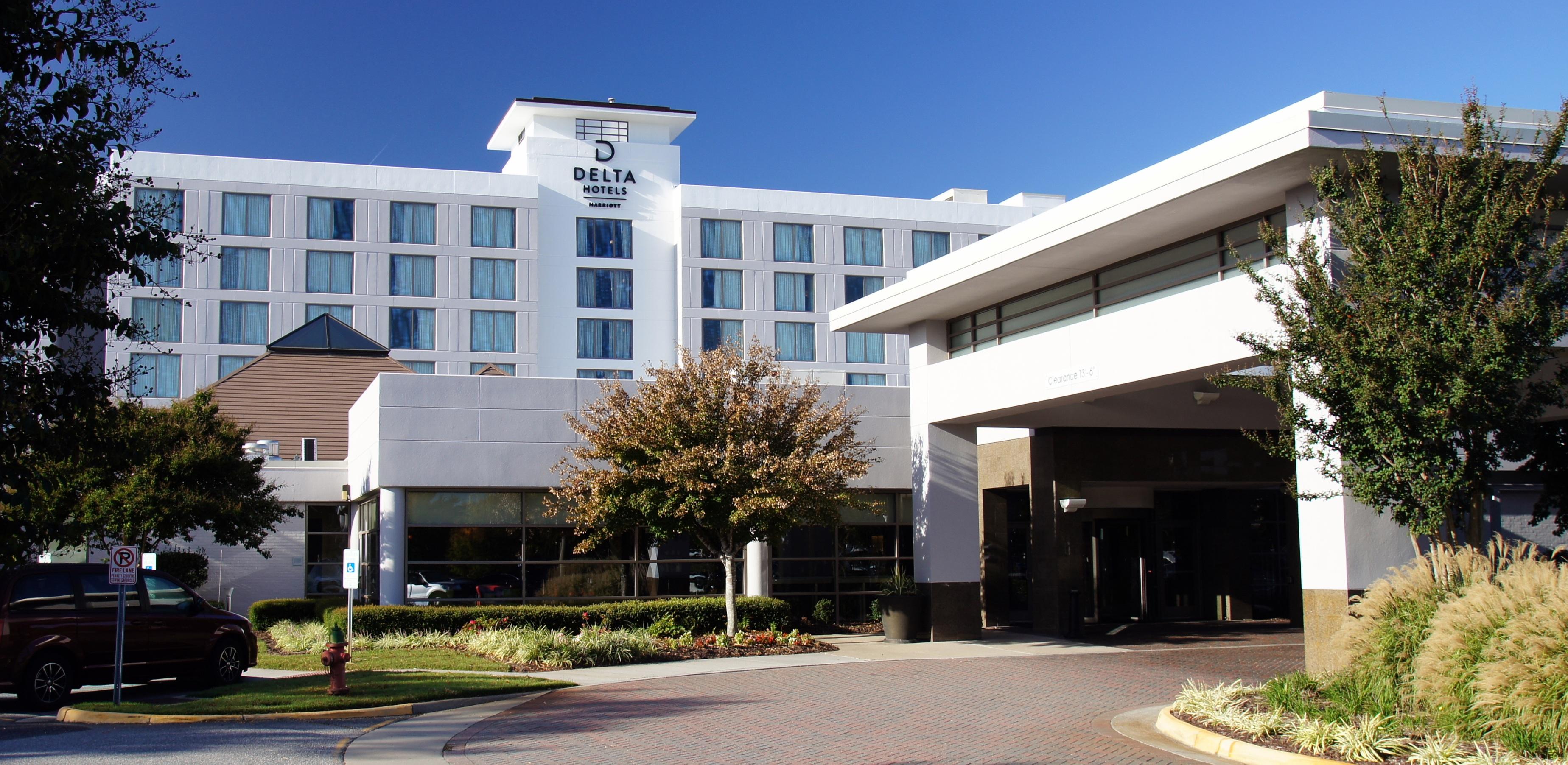 Delta Hotels By Marriott Chesapeake Chesapeake Virginia