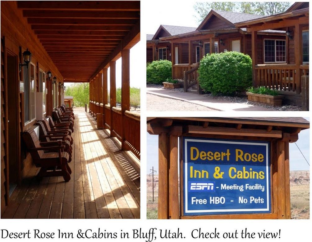 Desert Rose Inn Cabins In Bluff Ut 84512