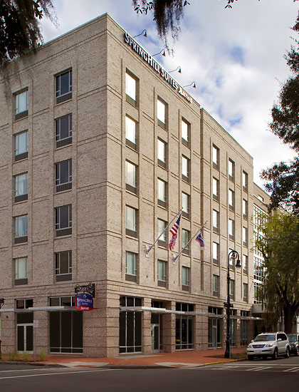 SpringHill Suites by Marriott Savannah Downtown/Historic District image 0