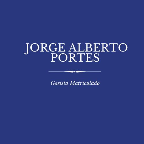 GASISTA MATRICULADO JORGE ALBERTO PORTES