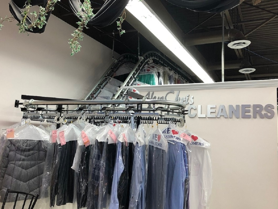 New Chris Cleaners - Mississauga, ON L5M 6B1 - (905)821-3336 | ShowMeLocal.com