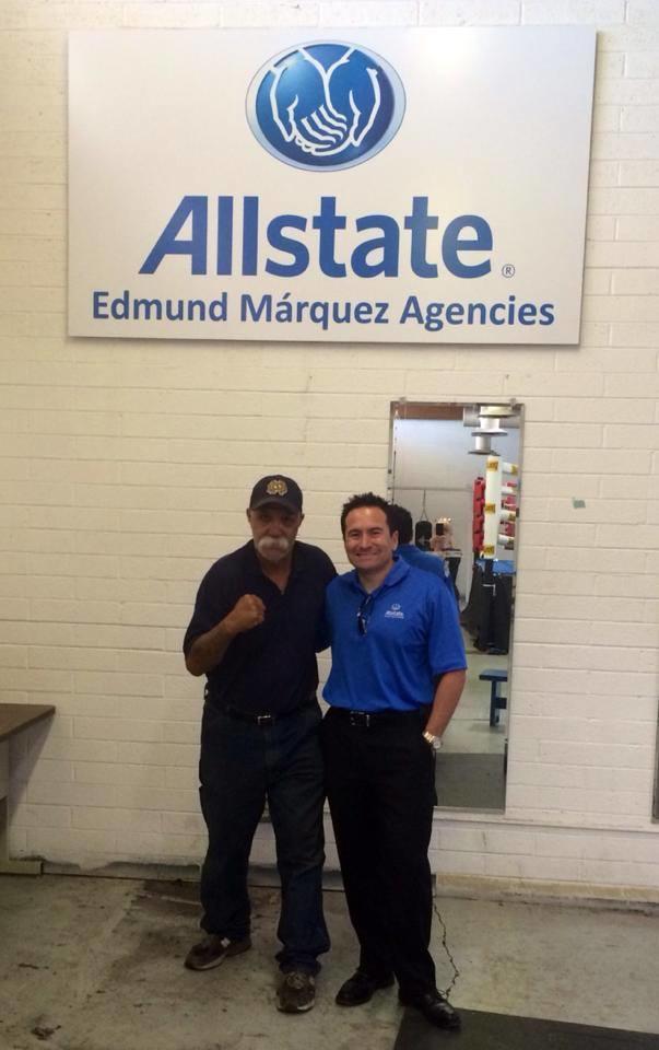 Edmund Marquez: Allstate Insurance