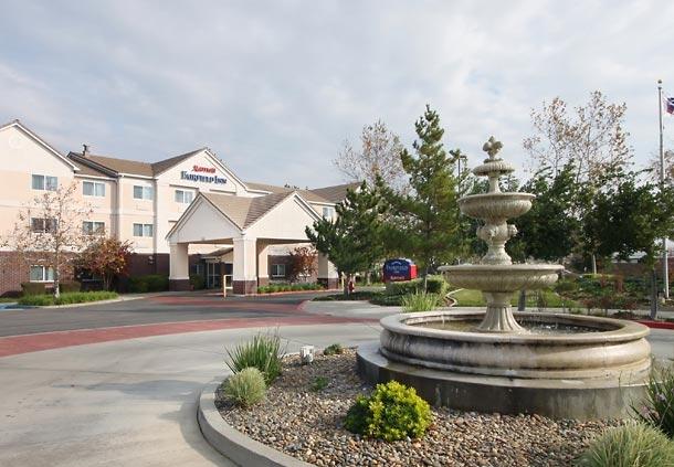 Fairfield Inn Vacaville - ad image