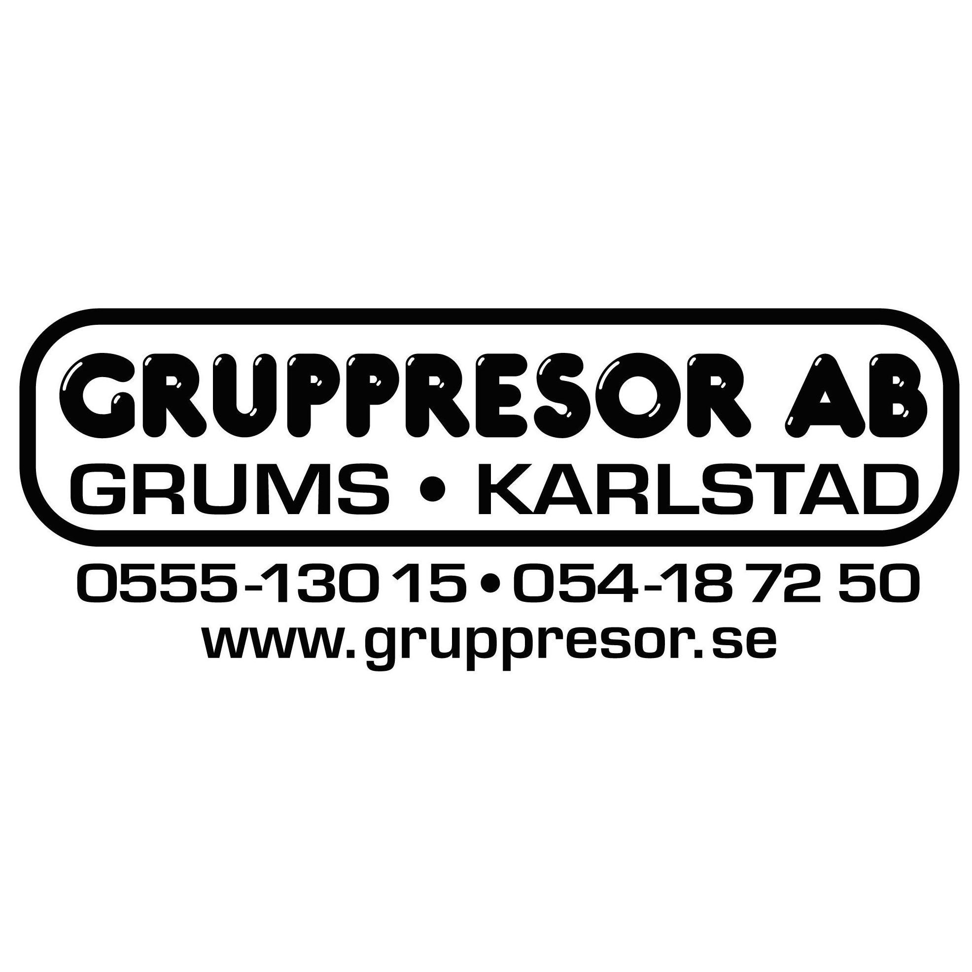 GRUPPRESOR AB