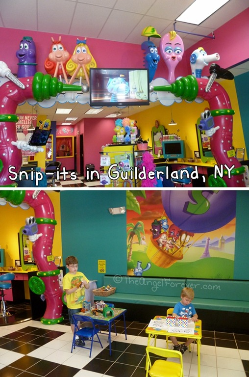 Snip-its franchise is the fastest growing children's salon in the United States and offers memorable branding, proven systems and comprehensive support.