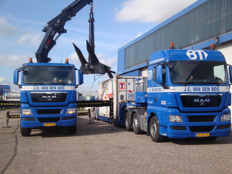 Bos Transport BV J C van den